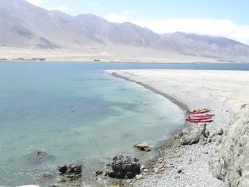 Travesía en Kayak en Isla Santa María
