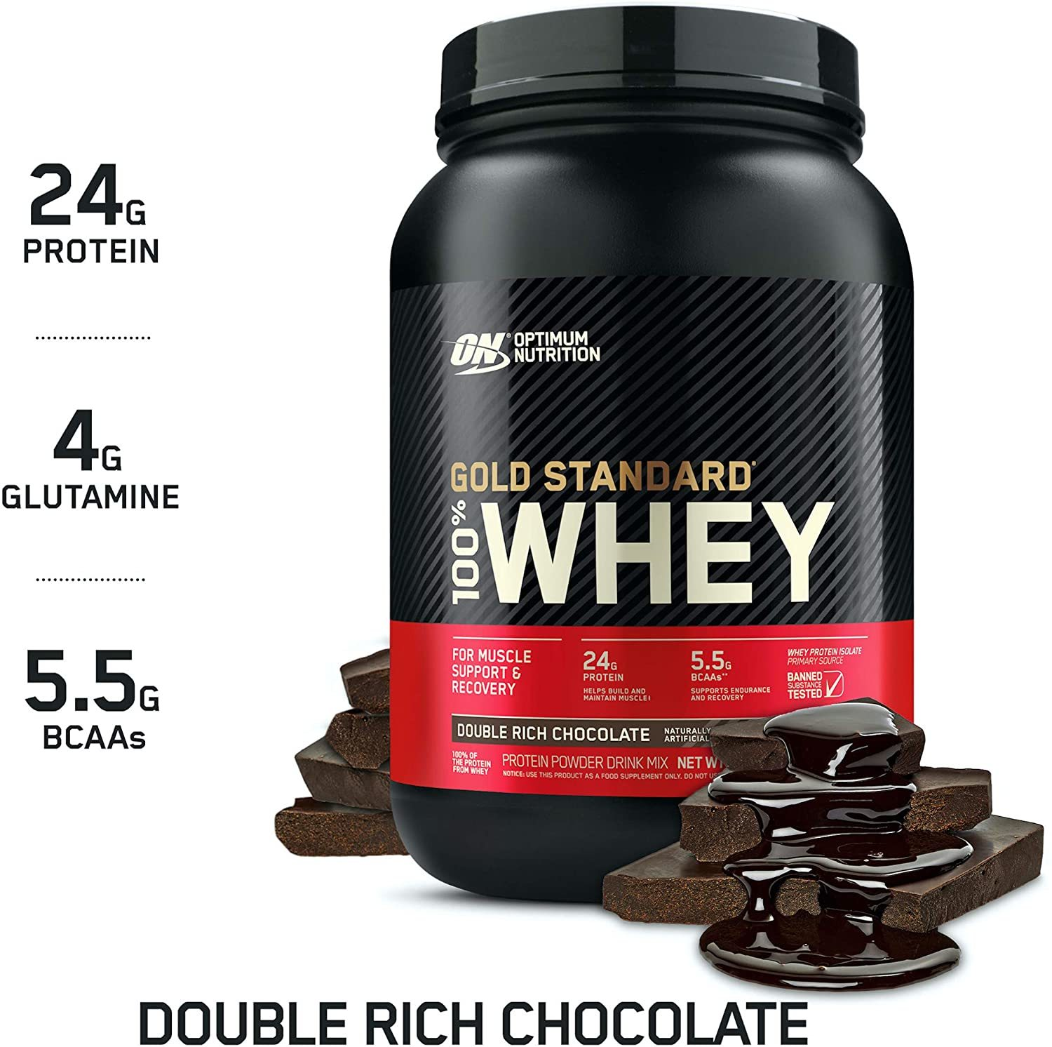 100% Whey Protein (2 lbs)