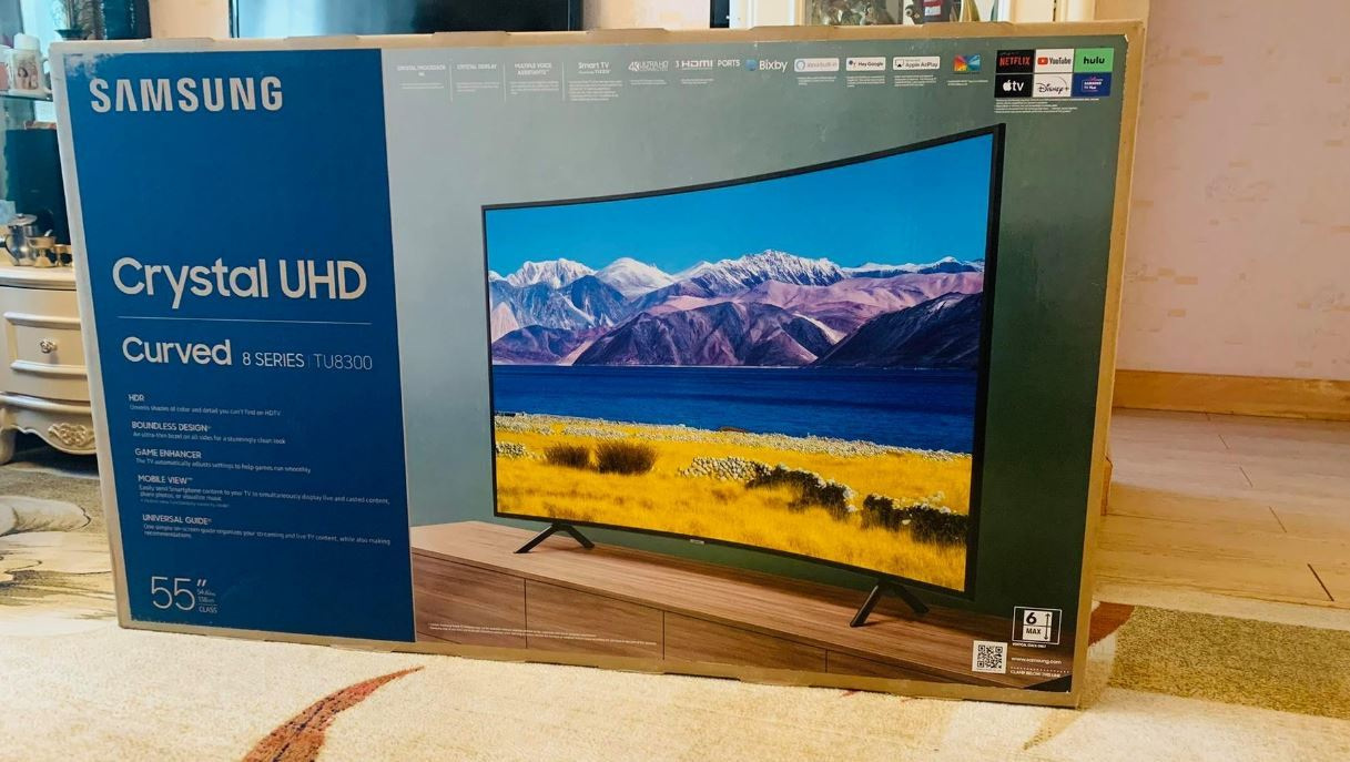 Usa-s ирсэн samsung 55 inch TV  зарна. Үнэ: 2,8сая₮ Утас: 8911243