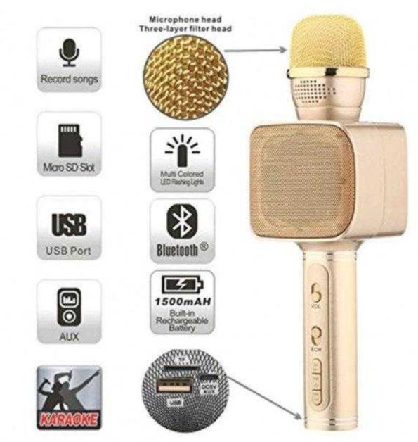 Ys-68 karaoke микрофон зарна. Үнэ: 60.000₮ Утас: 80001100