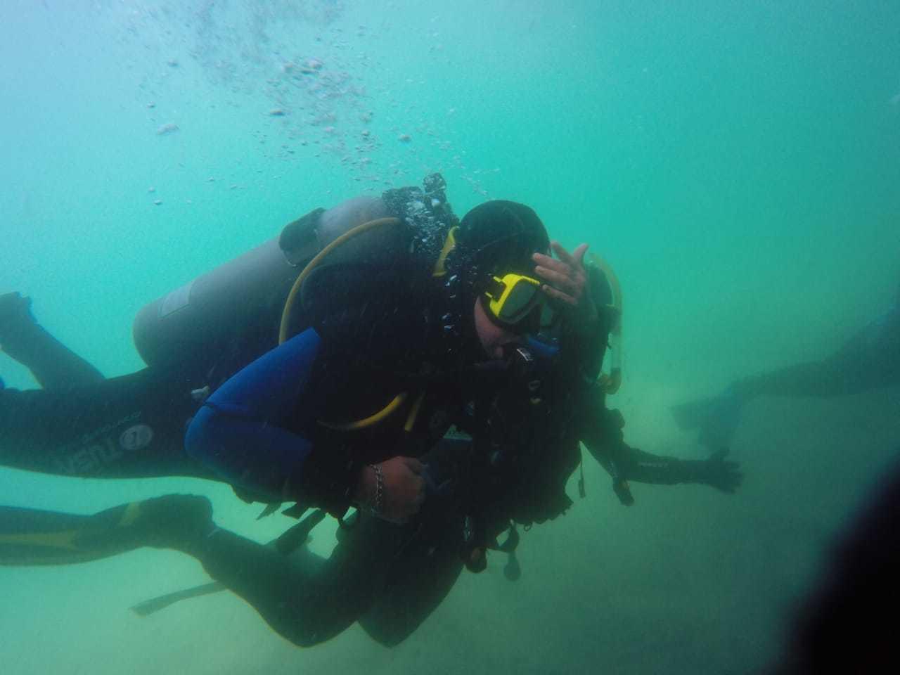 PADI Advanced Open Water Diver en Valparaíso