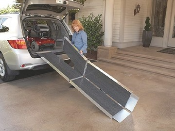 Heavy Duty Wheelchair Ramp