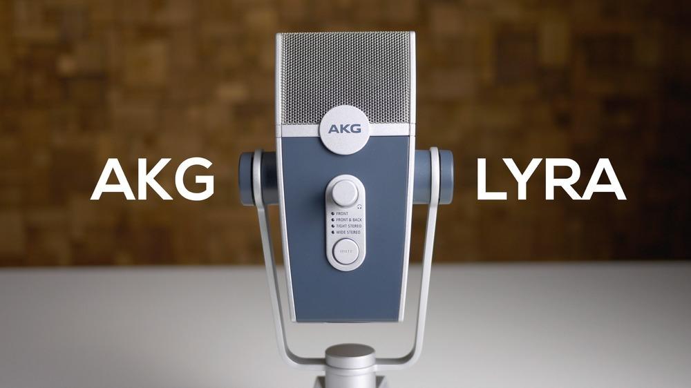 Akg lyra microphone зарна. Үнэ: 300,000₮ Утас: 88581548
