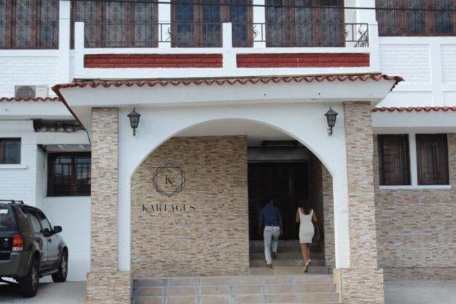 Pre-reserva de hoteles: Kartagus Hotel