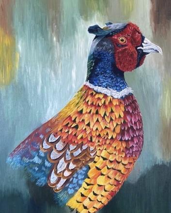 Selling: Pheasant A4 Giclée print