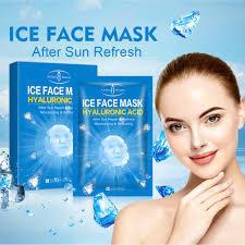 ХУДАЛДАХ: ice face mask