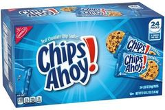 Sell: Chips Ahoy! (24 snack packs)