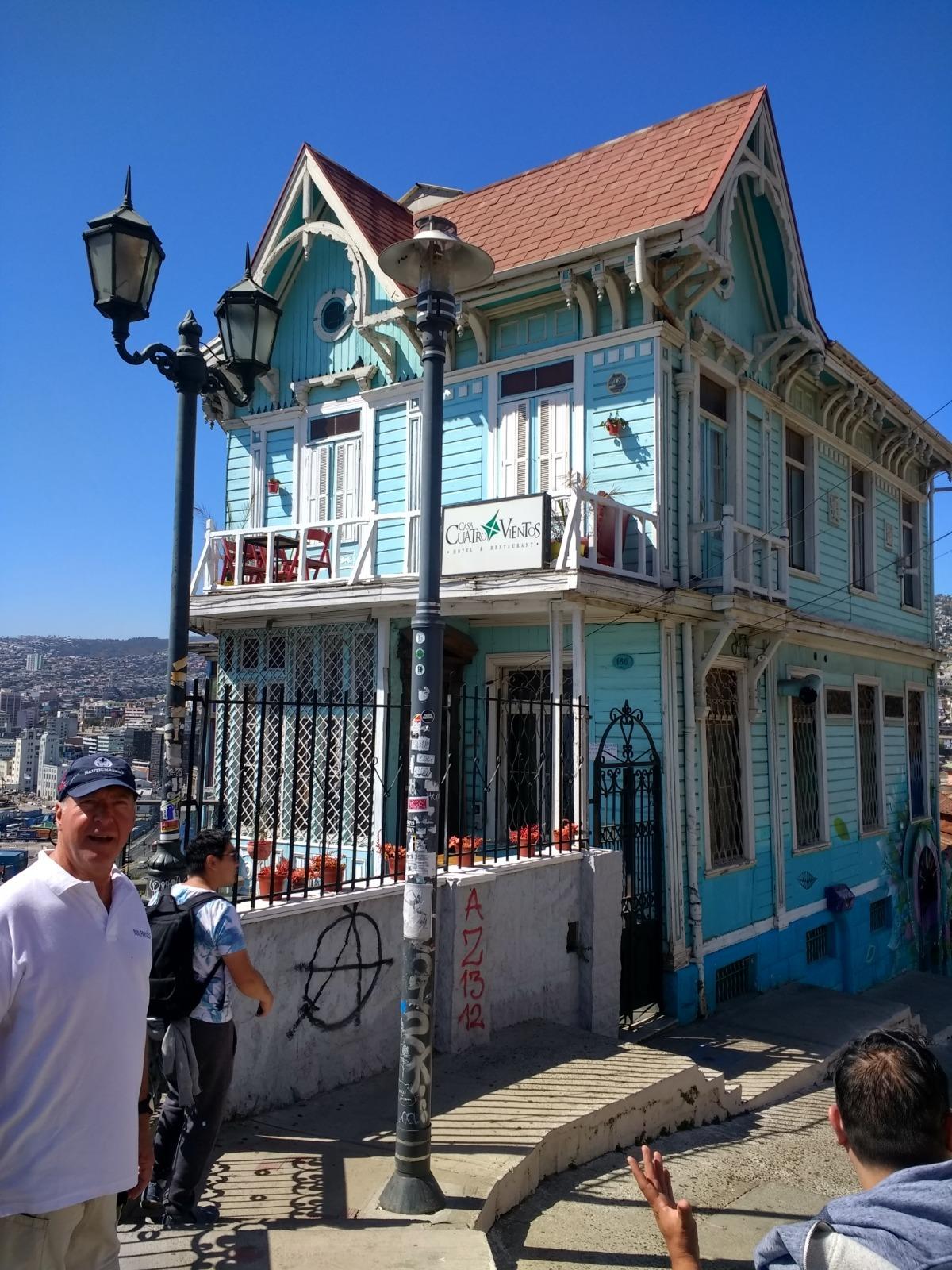 Travesía Mar y Tierra por Valparaíso