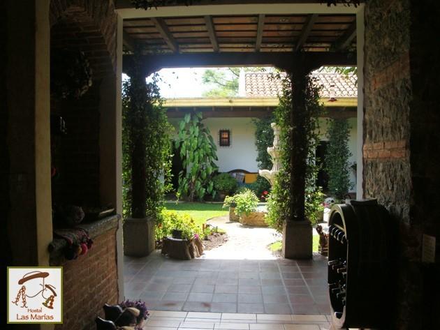Hotel Las Marías Antigua Guatemala