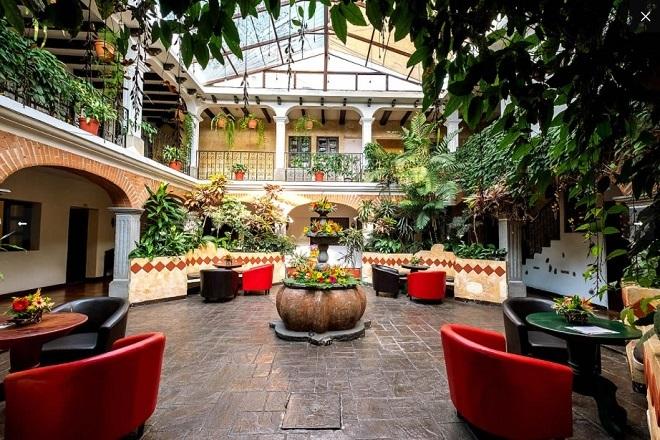 El Carmen Hotel - Antigua Guatemala