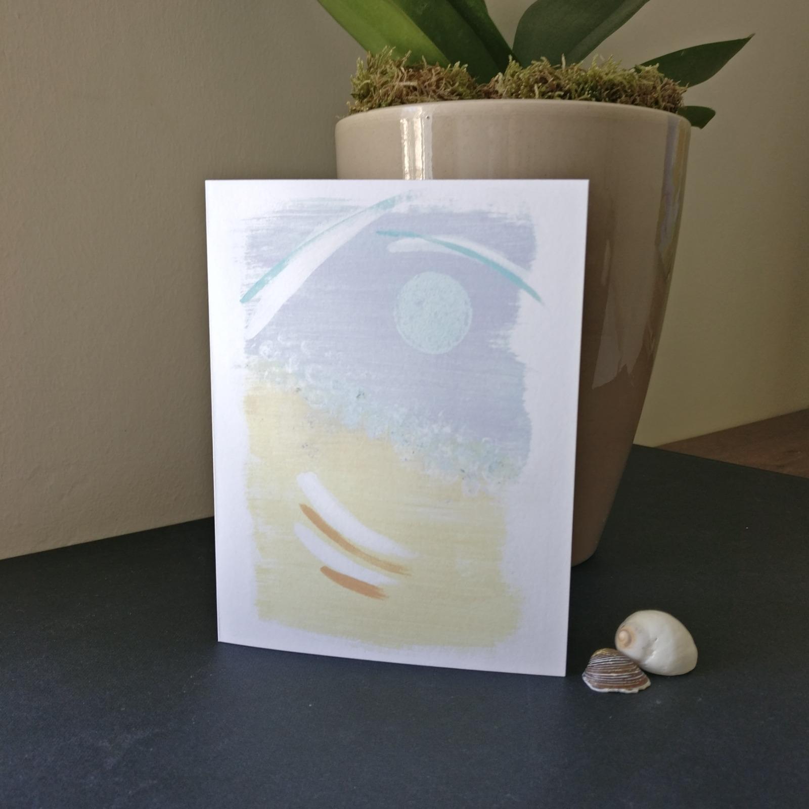 Porthmeor Seasons set of 4 notecards