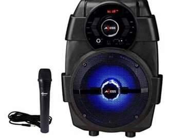 Sell: Portable Karaoke System