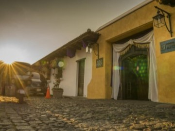 Hotels Pre-book: Porta Hotel Antigua