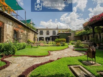 Hotels Pre-book: Hotel Posada de Don Rodrigo Antigua