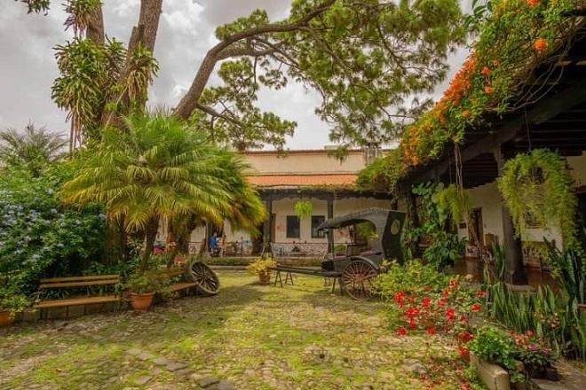 Hotel Posada de Don Rodrigo Antigua