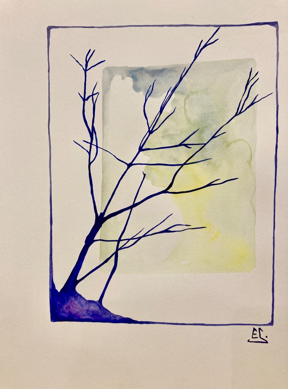my indigo tree