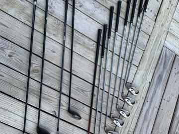 Rent with Multiple Rates: Golf Club Set w/bag Rental