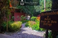 Pre-reserva de hoteles: Posada de Don Rodrigo Panajachel