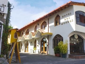 Pre-reserva de hoteles: Hotel Dos Mundos Panajachel