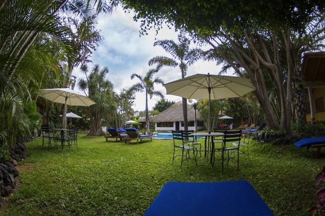 Hotel Dos Mundos Panajachel