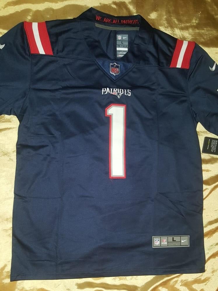 NFL Jersey - Patriots #1