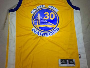 Sell: NBA Jersey - Golden State #30 Curry
