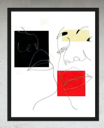 Selling: Juxtapose Series #1