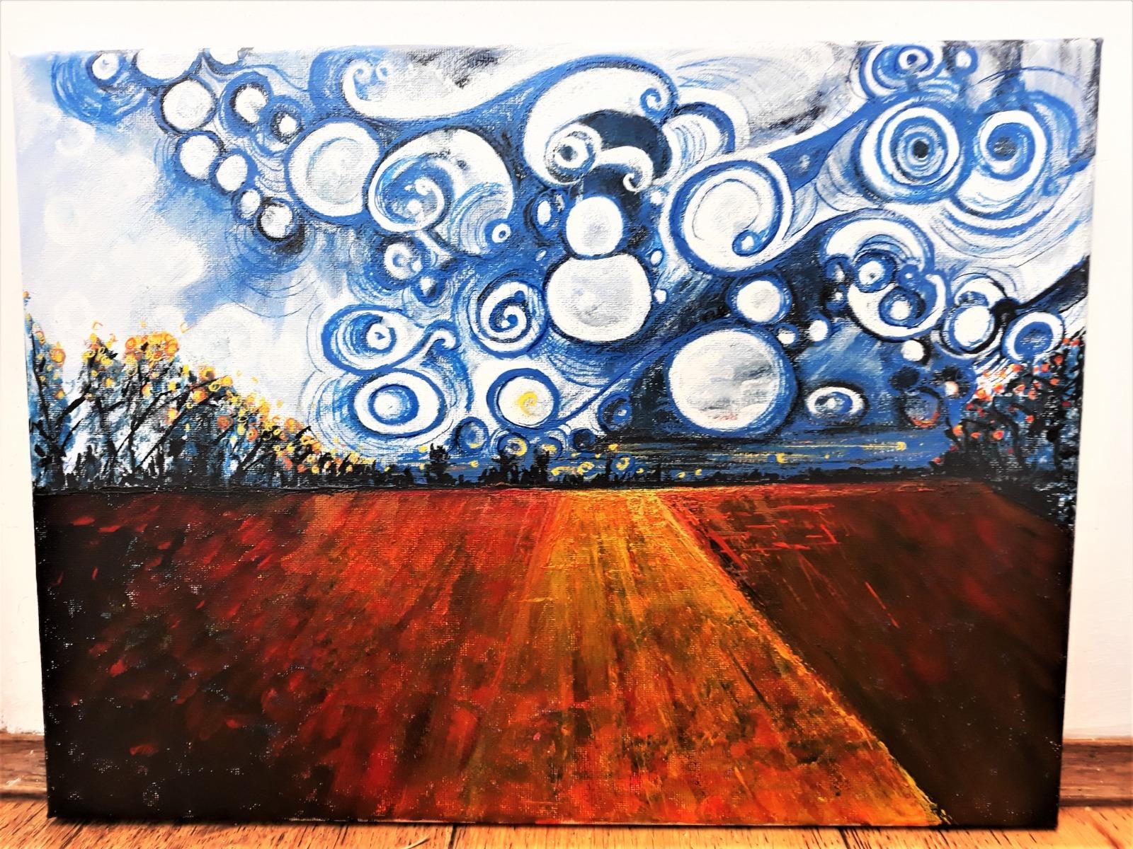 Swirls in the Sky