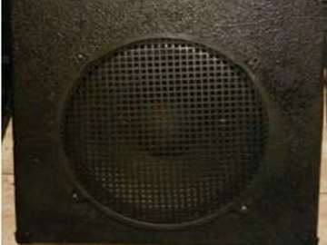 "Rent with Multiple Rates: 15"" Passive Speaker 500 Watt"