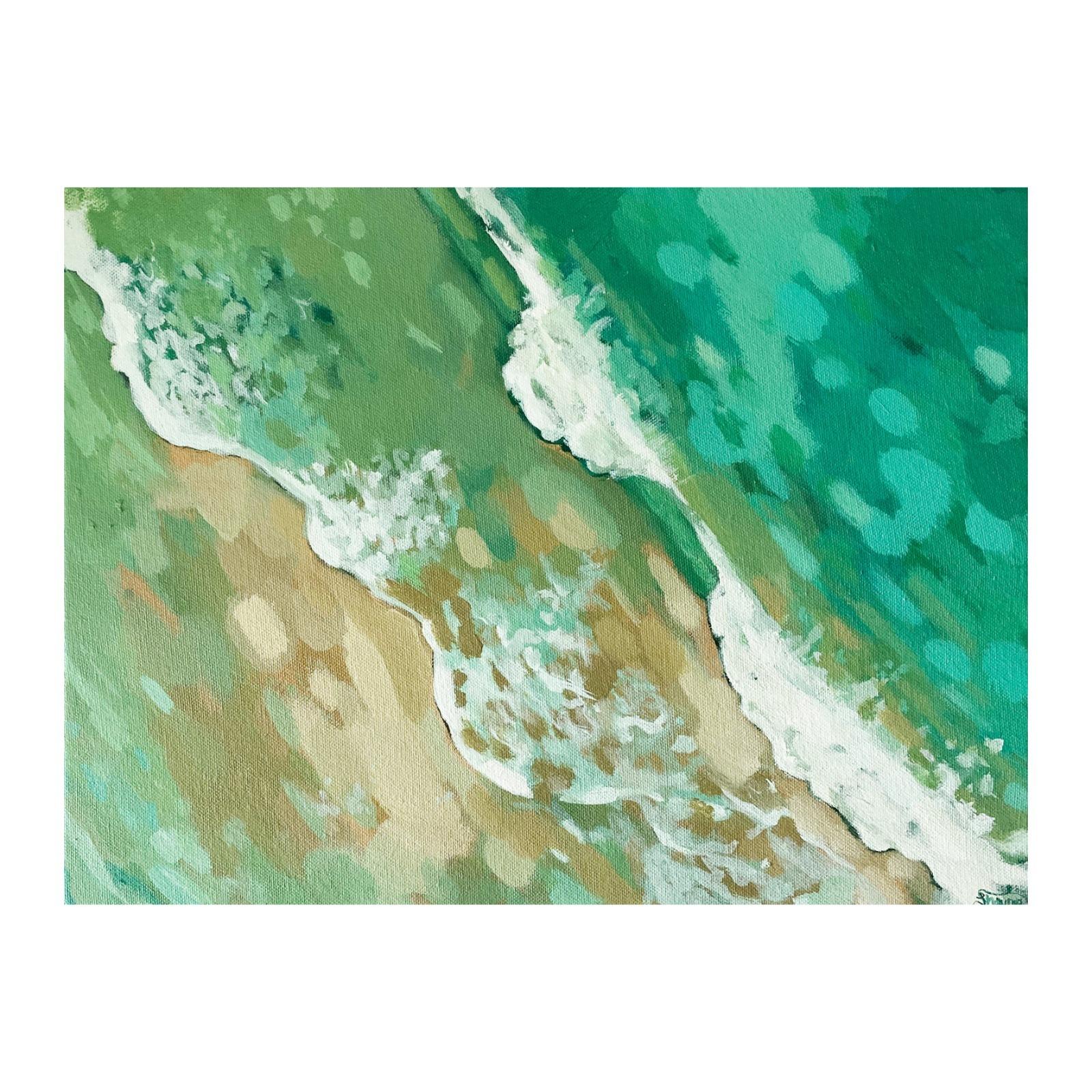 Pedn vounder beach
