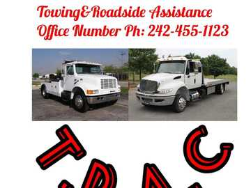 Service: Towing & Roadside Assistance