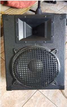 """10"""" - 300 watt passive speaker"""