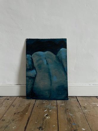 Body in Blue