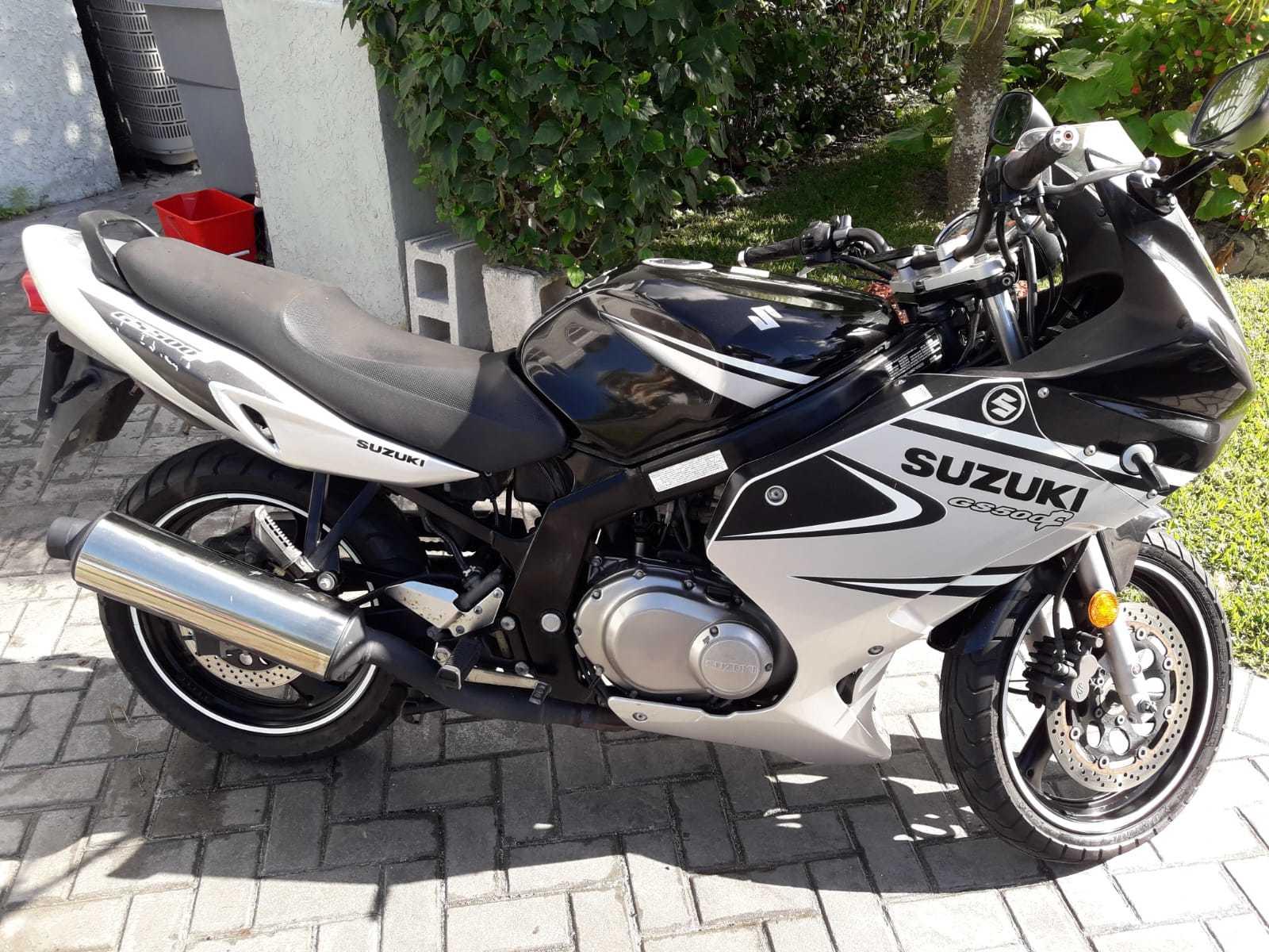 2006 Suzuki GS500F