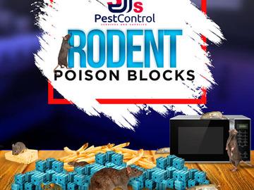 Sell: Rodent Poison Blocks