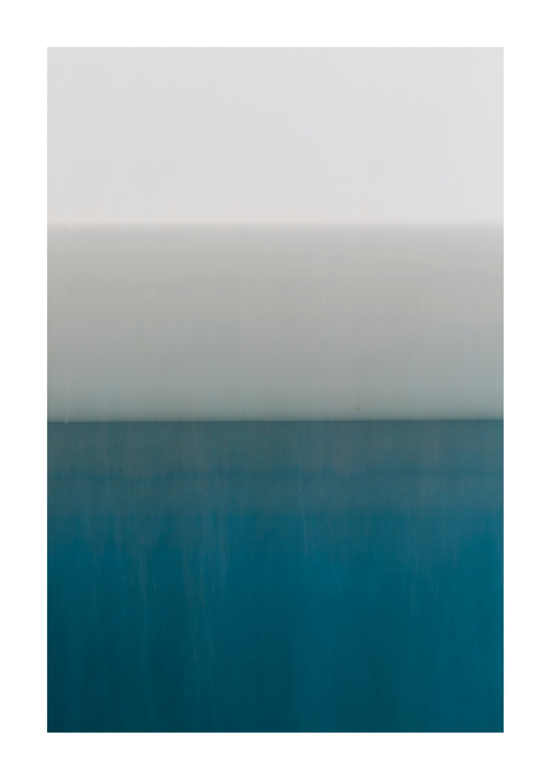 Blue No. 3 - Below The Waterline A4 Giclée Print