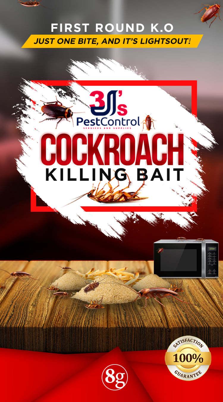 Roach Killing Bait