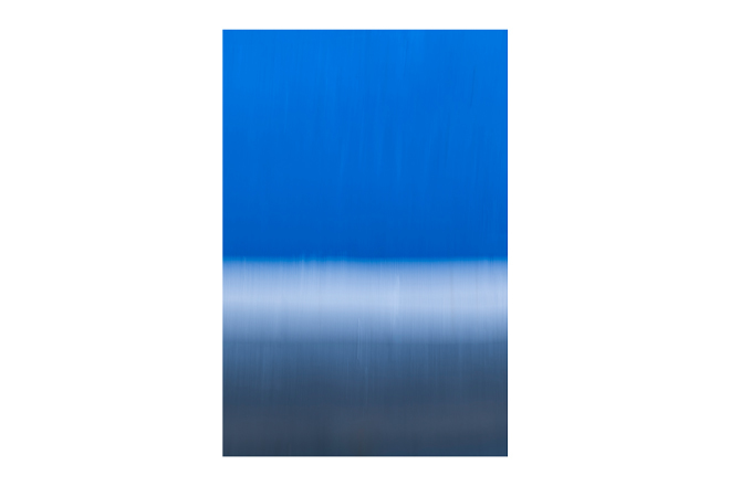 Blue No.1 - Below The Waterline - A2 Mounted Giclée 60x80cm