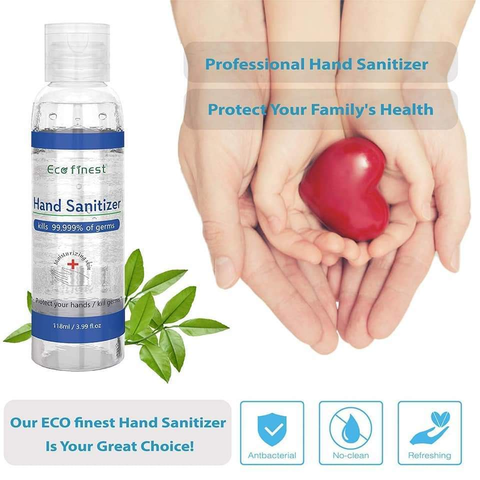 Sanitizer with Moisturizer