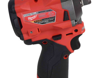 "3/8"" Stubby Impact Wrench (TOOL ONLY)"