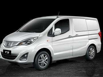 Sell: BYD T3 EV Cargo Van - Electric Vehicle