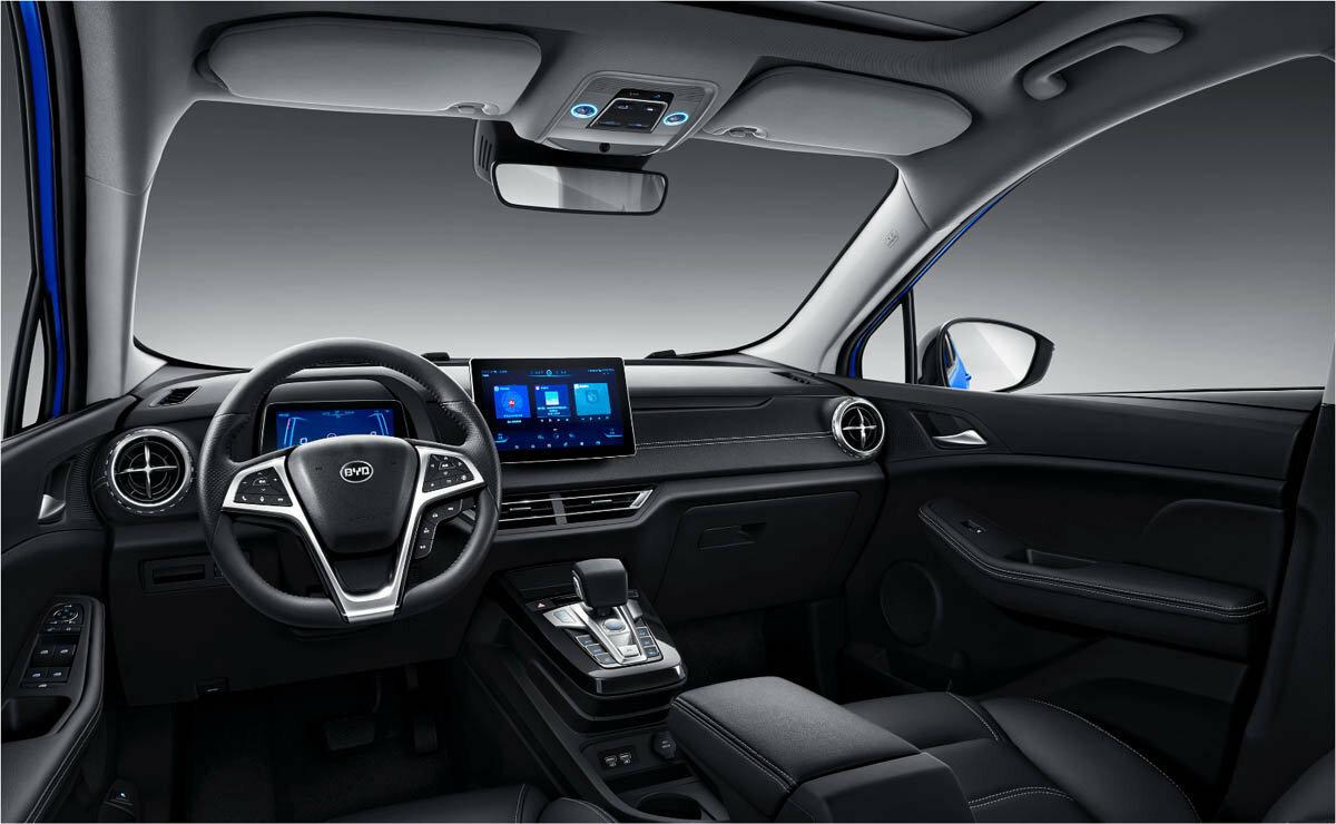 2021 BYD Yuan EV SUV - Electric Vehicle