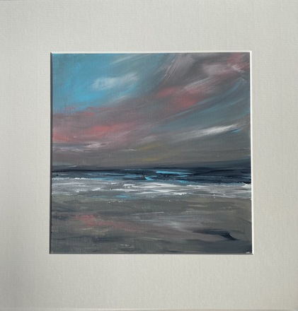 Selling: Abstract seascape 2