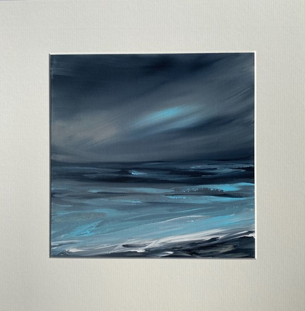 Selling: Abstract seascape 4