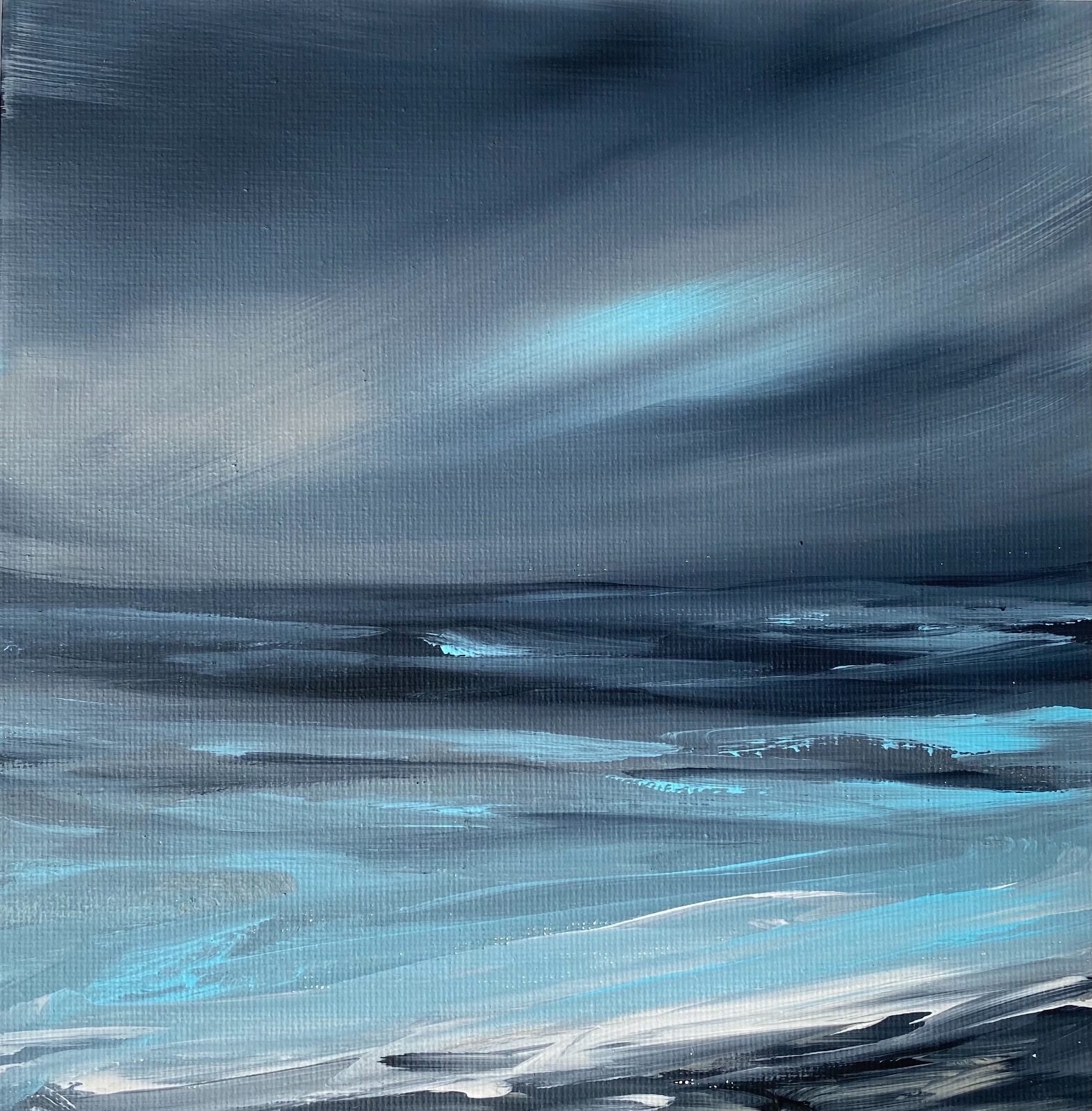 Abstract seascape 4