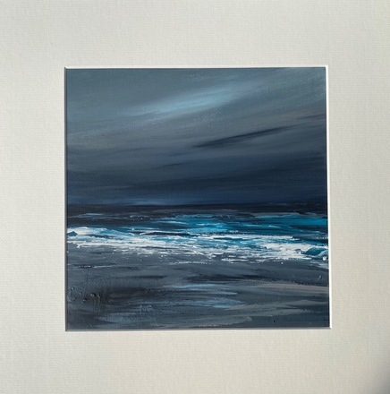 Selling: Abstract seascape 5