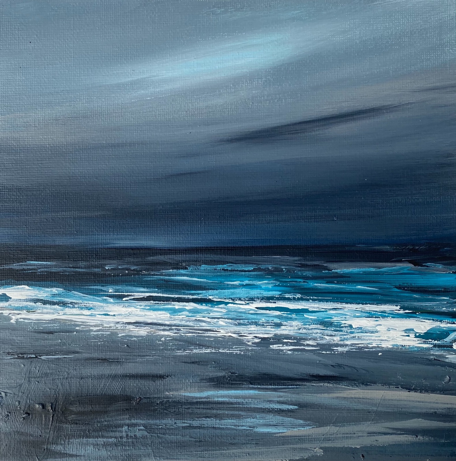 Abstract seascape 5