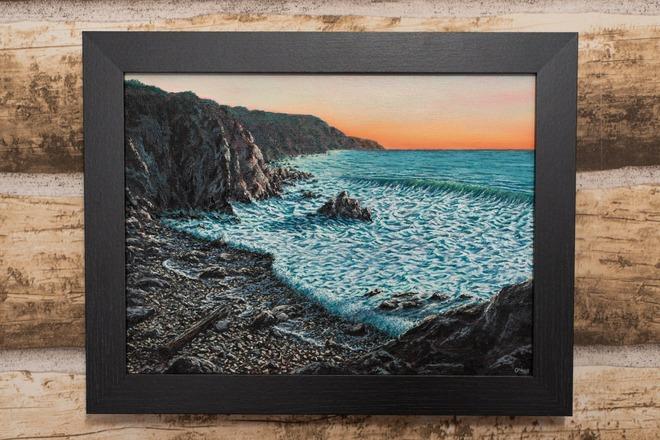 Selling: Sunset Ocean