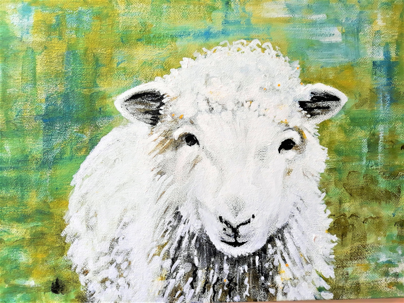 The Friendly Sheep