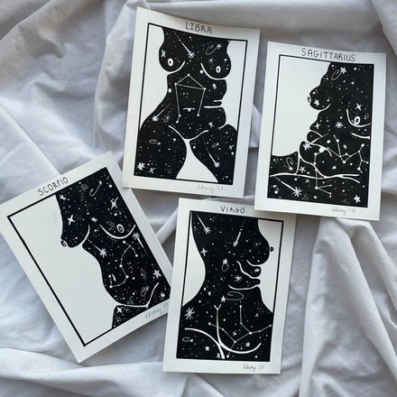 Selling: Celestial Bodies